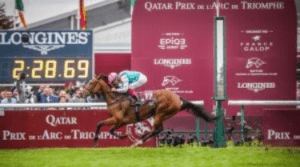 How many horses have won the Prix de l'Arc de Triomphe more than once?