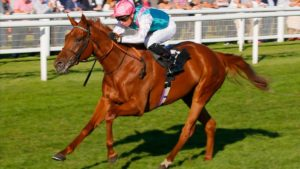 Are three-year-old fillies eligible to run in the 2,000 Guineas & the Derby?
