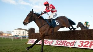 Which horse won the inaugural running of the Ryanair Chase?