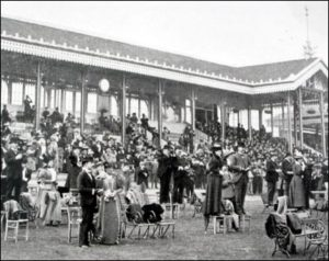 Where, and what, was Hurst Park?