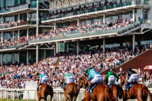 What is jump racing?