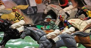 Who was the first female jockey to win the Grand National?