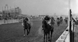 Which two Grand National fences are named after horses?